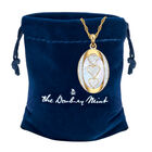 My Daughter I Love You Personalized Diamond Pendant 1162 0127 g gift pouch