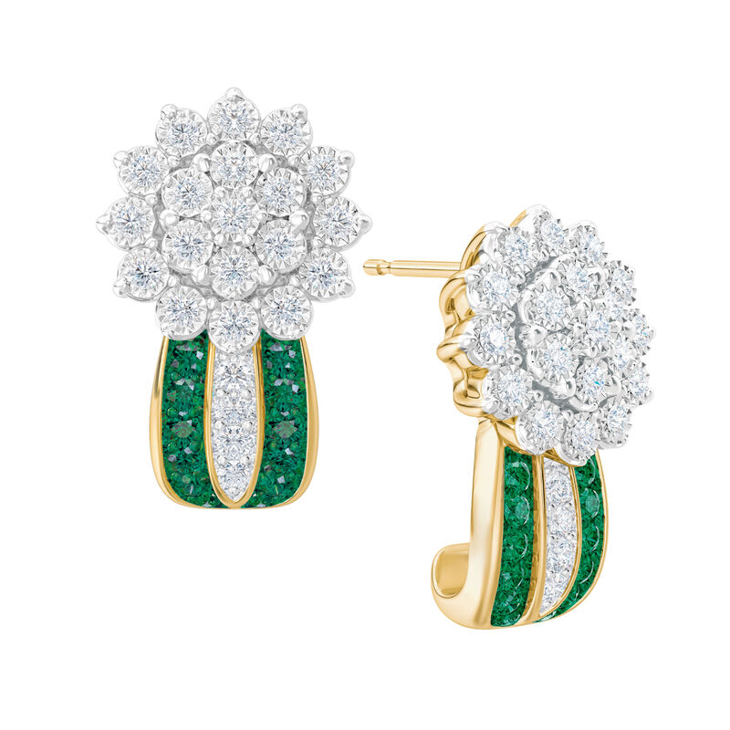 Birthstone Radiance Earrings 5687 0074 e may