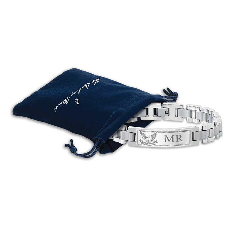 Veteran Pride Mens Bracelet 1646 007 3 3