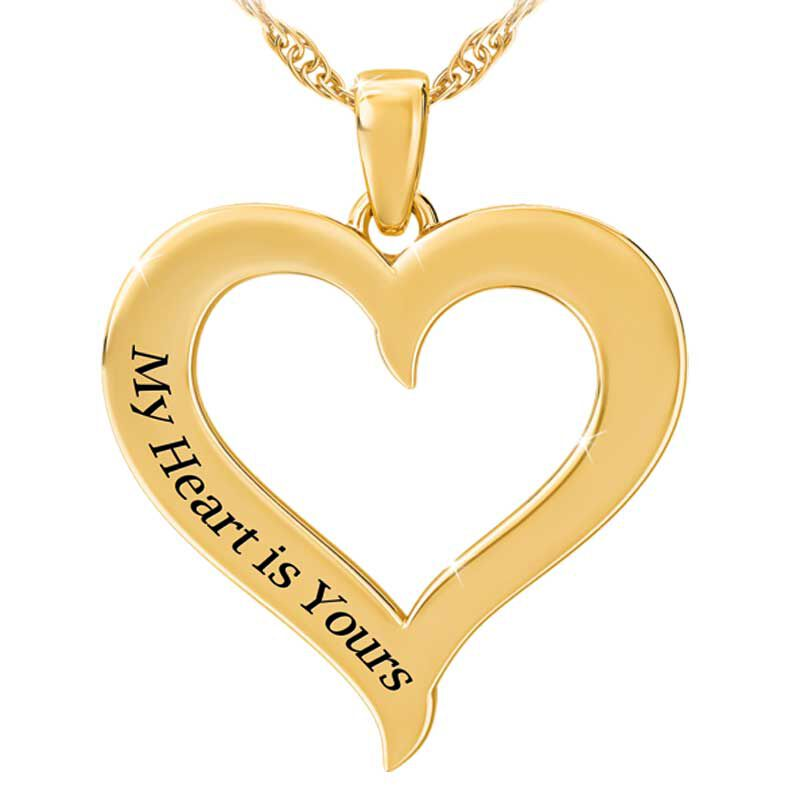 My Heart is Yours Diamond Pendant 5767 001 0 3