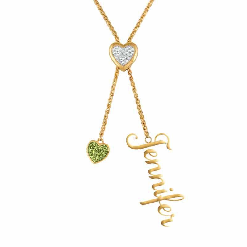 Personalized Bolo Necklace 2388 003 2 8