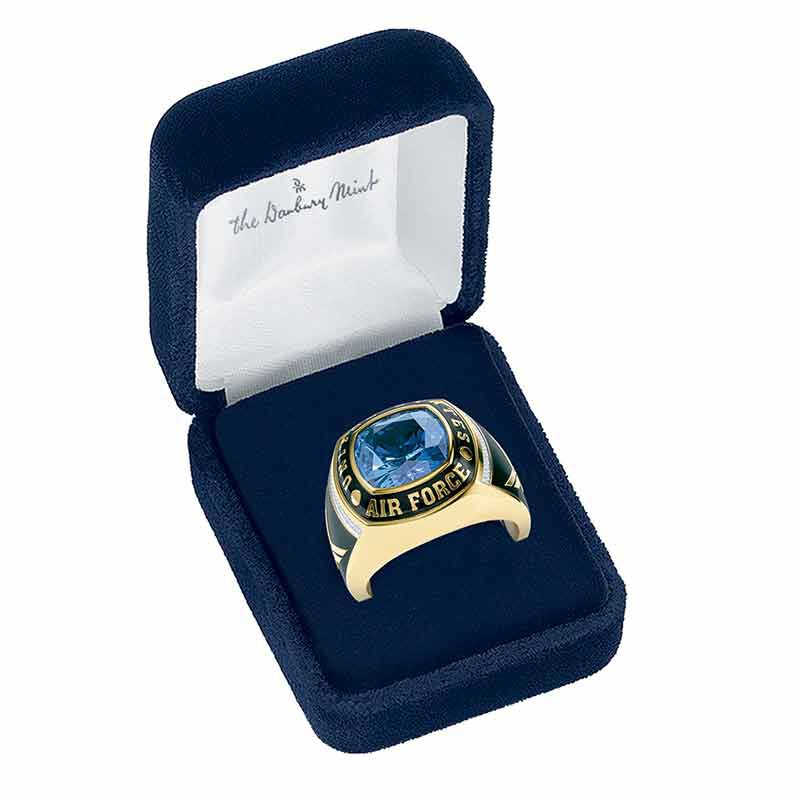 The Defender US Air Force Ring 6515 004 7 3