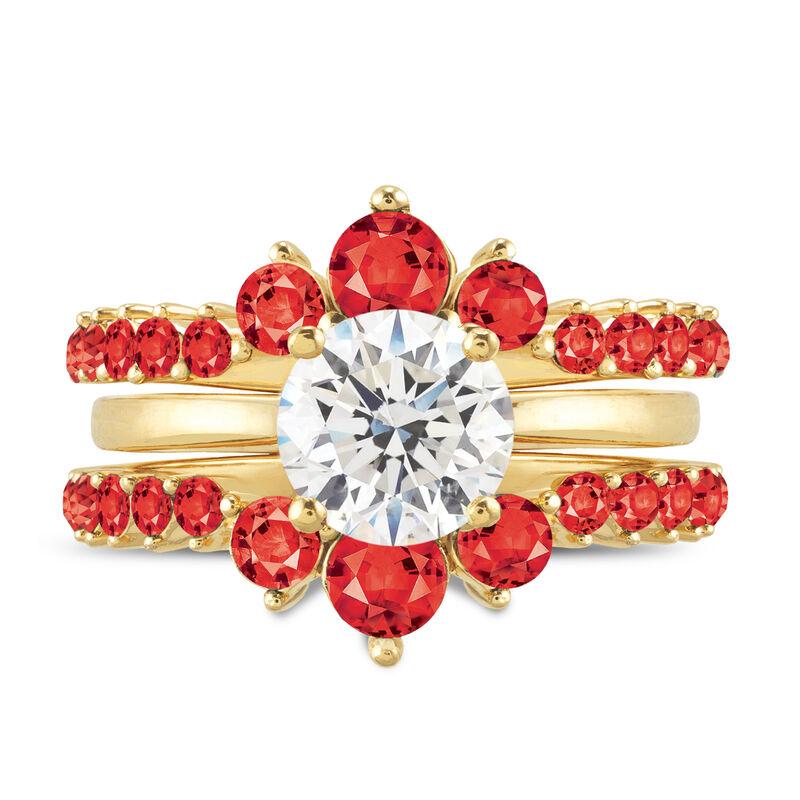 Birthstone Ring Set 6214 0017 a main