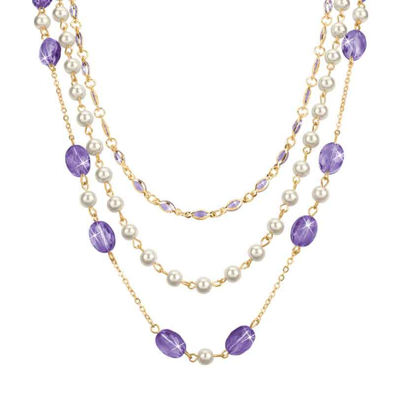 Birthstone Elegance Necklace Set 1478 001 9 2