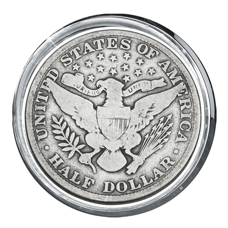 Barber Silver Half Dollars Collection 4809 001 3 3