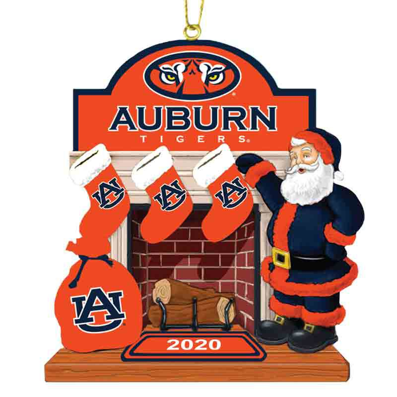 The 2020 Auburn Tigers Ornament 5040 260 1 1