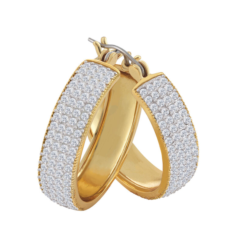 Golden Essentials Earrings Collection 10171 0010 g earring six