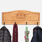 The Personalized Deluxe Coat Rack 5681 001 3 2