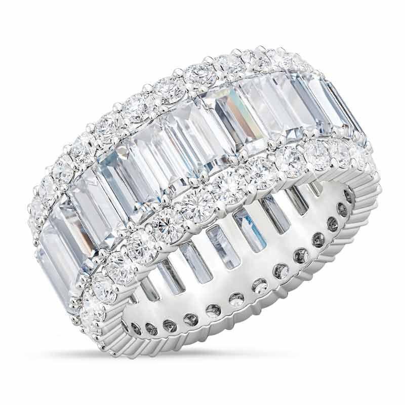 Birthstone Beauty Eternity Ring 2811 001 3 4