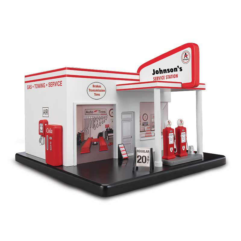The 1950s Service Station 1128 001 3 1