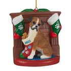 2021 Dog Boxer Ornament 6428 0399 a main