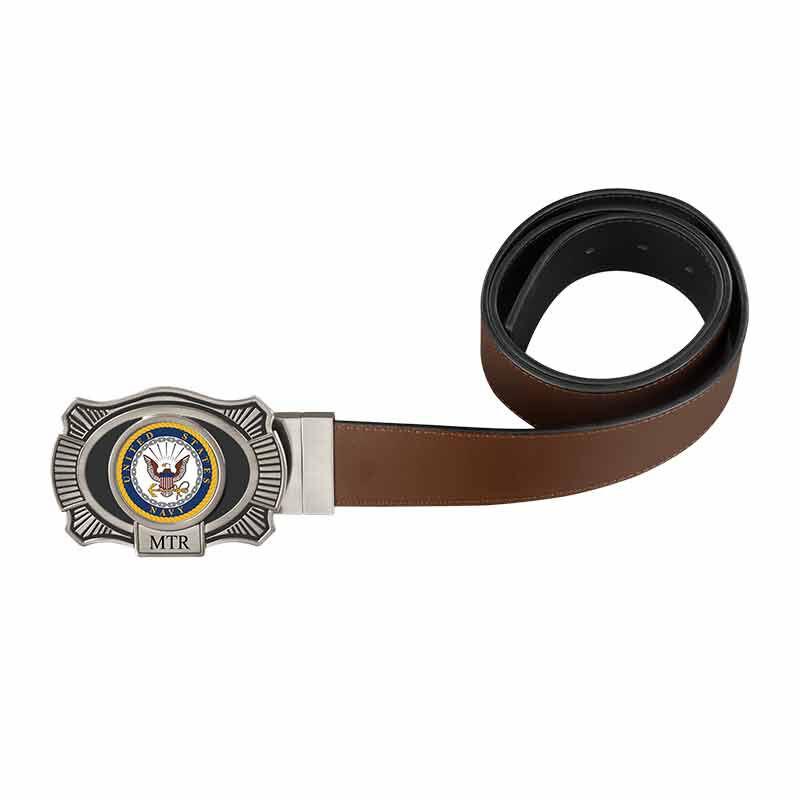 The USNavy Leather Belt 2398 004 8 3