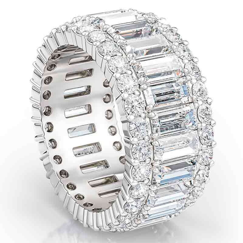 City Lights Eternity Ring 5810 001 7 2