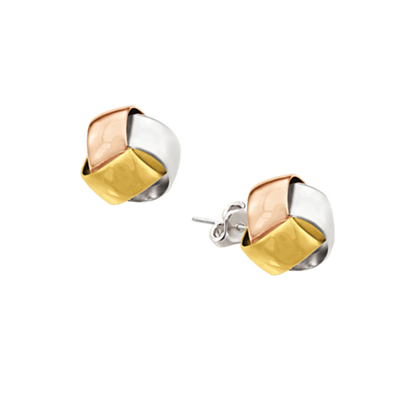 Healthy Wealthy and Wise Copper Earring Set 6363 0024 c studs