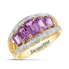 Birthstone Diamond Ring 6275 0013 a main