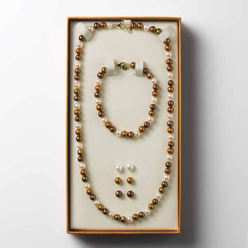 The Mocha Pearl Jewelry Collection 4992 001 0 2