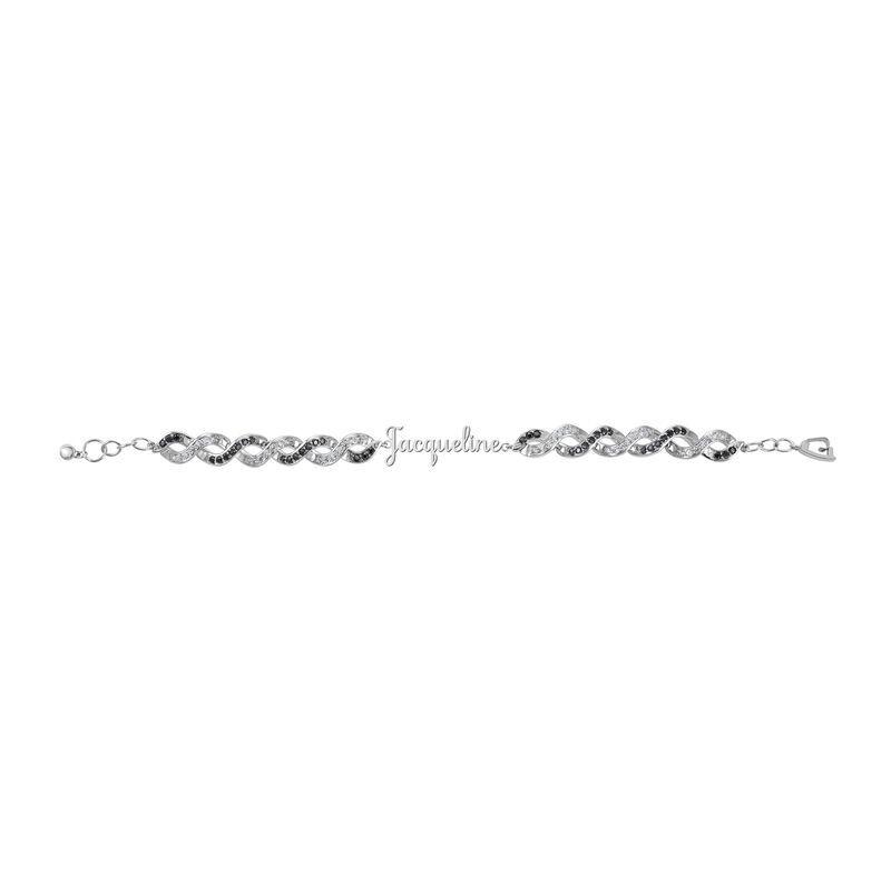 Personalized Midnight Swirl Bracelet 6672 001 2 2