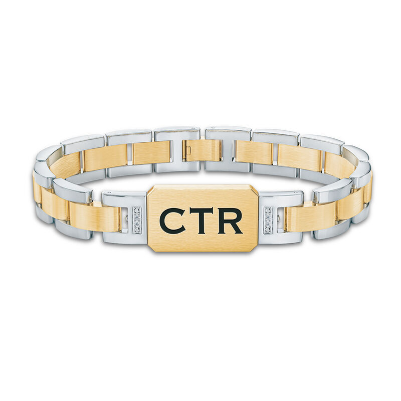 Personalized Air Force Bracelet 6449 005 5 2