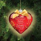 My Daughter Forever Illuminated Keepsake Ornament 1035 002 3 4