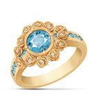 A Dozen Roses Birthstone Diamond Ring 6874 0018 c march