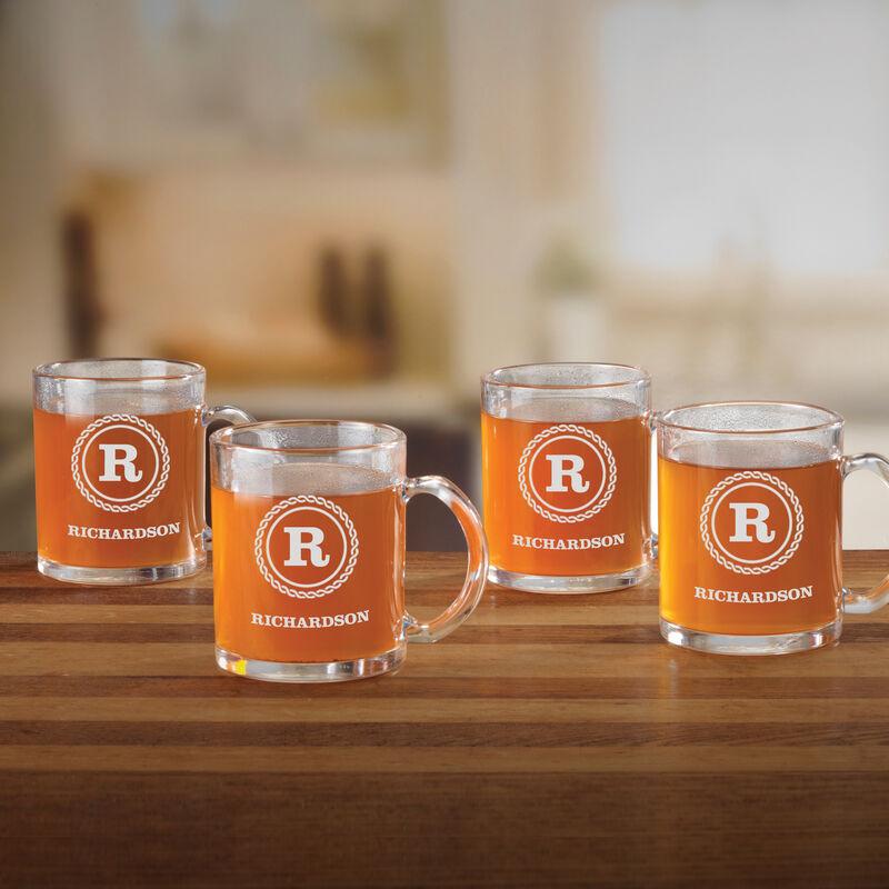 The Personalized Glass Mug Set 10618 0011 b glass
