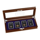 The Rare Cent Coin Collection 5218 0056 a display