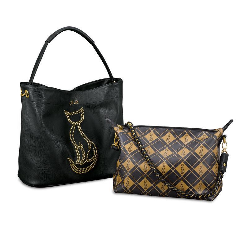 The Cats Meow 2 in 1 Handbag 0113 0038 a main