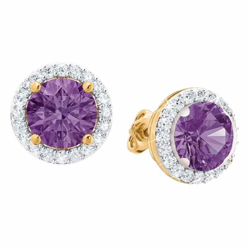 Birthstone Stud Earrings 3359 014 2 2