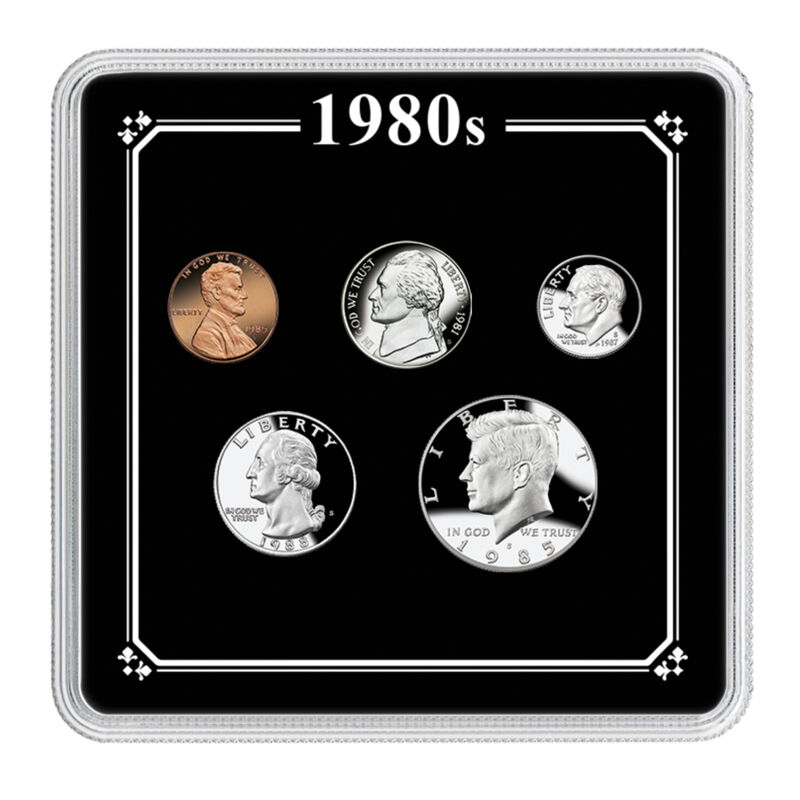 SF Mint Proof Coin Sets 10486 0010 a main