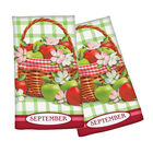 Year of Cheer Kitchen Towel Collection 6844 0015 e septmber