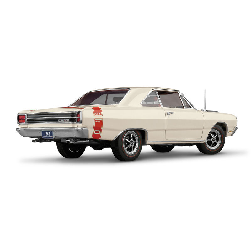 1969 Dodge Dart GTS 4626 0378 b back