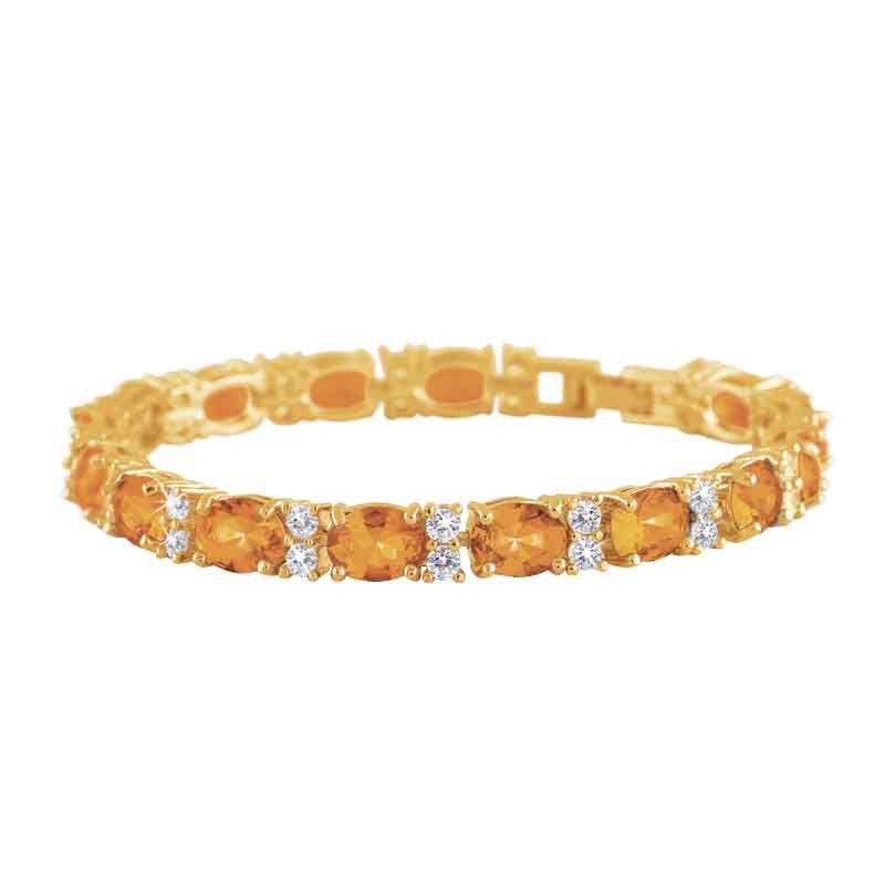 Birthstone Tennis Bracelet 1265 001 6 11