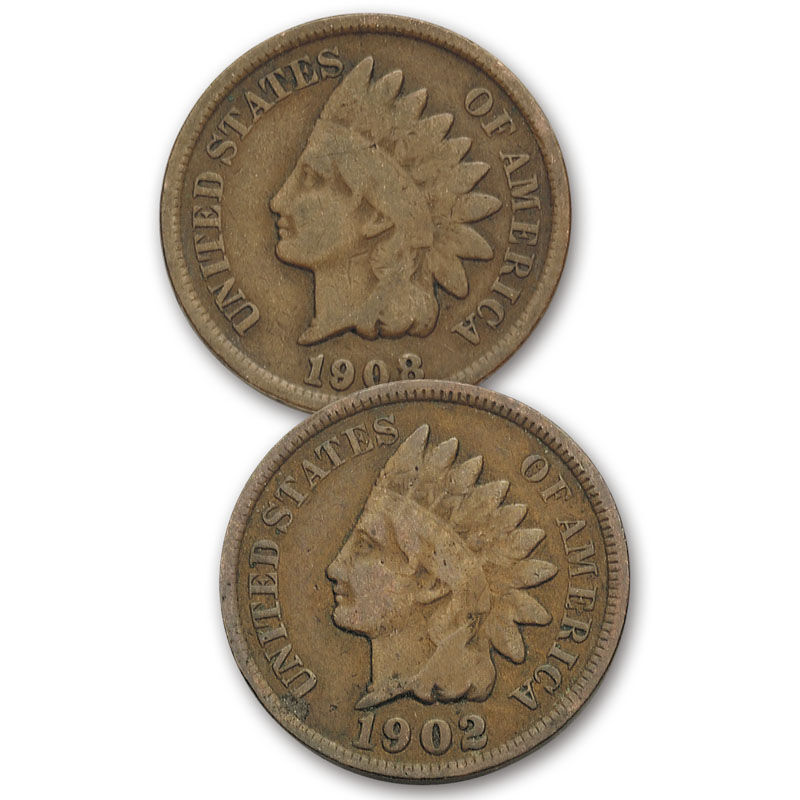 Indian Head Penny Crystal Collection 9342 006 5 3