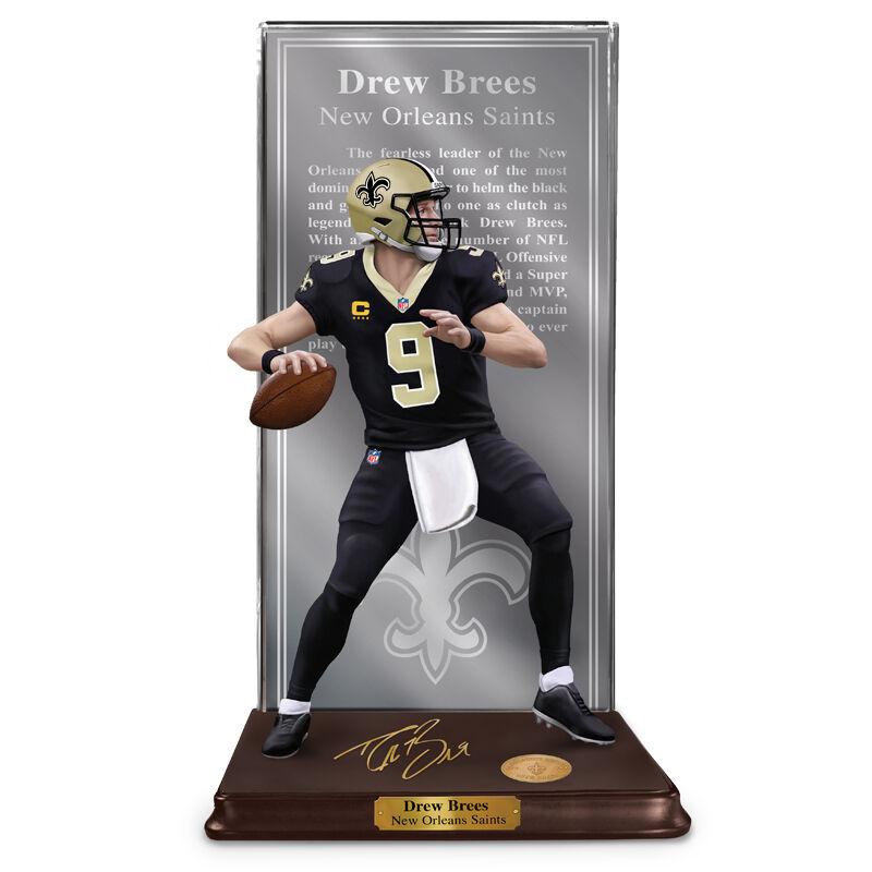 The Drew Brees Retirement Sculpture 2537 0701 a main