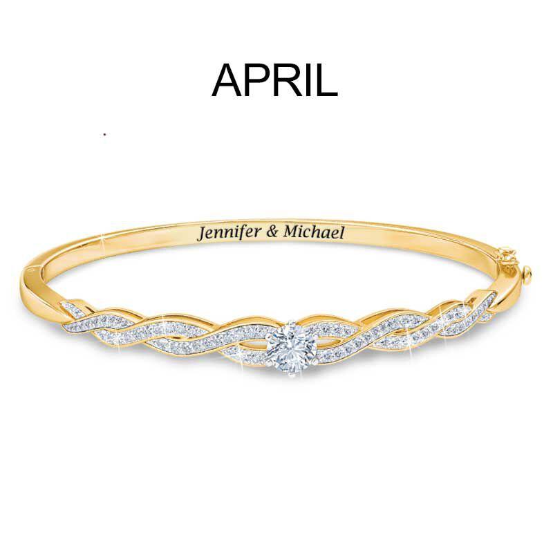 Birthstone Swirl Bracelet 5821 002 2 5