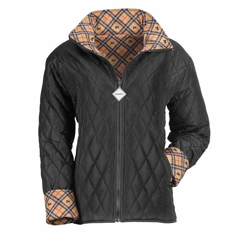 The Personalized Quilted Plaid Jacket 6089 002 7 1