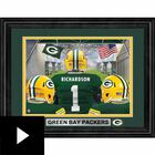 NFL- Game Time Framed Print--49ers, , video-thumb