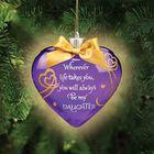 Always My Daughter Illuminated Keepsake Ornament 1915 001 0 4