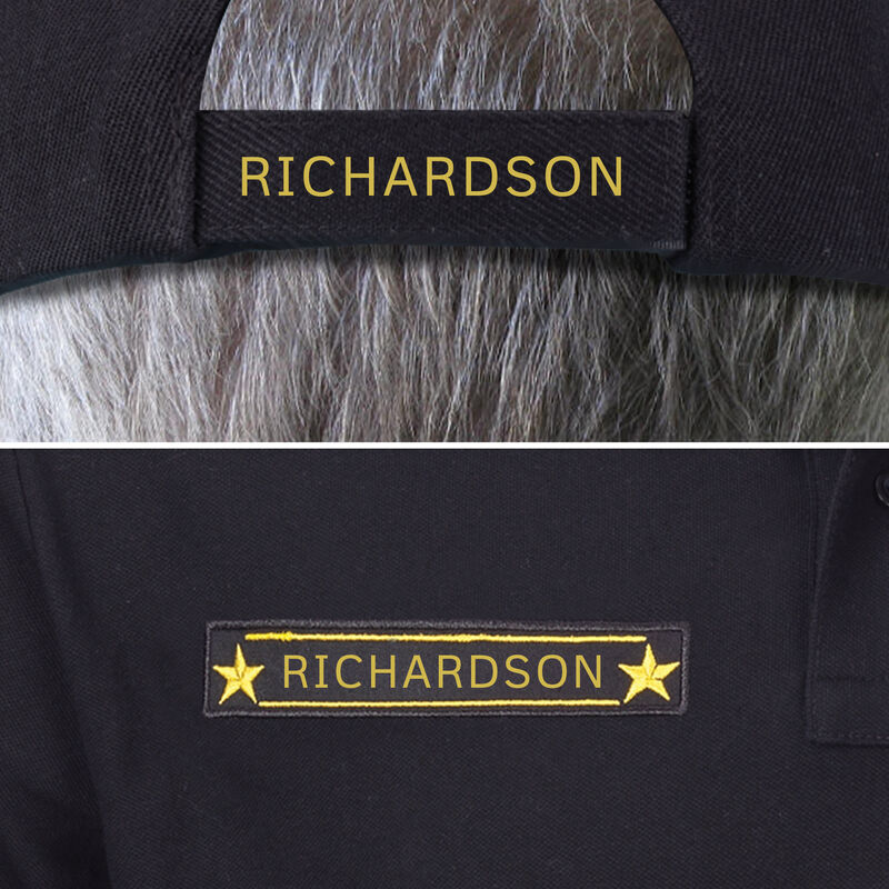 The US Army Personalized Polo  Cap 6605 001 4 2