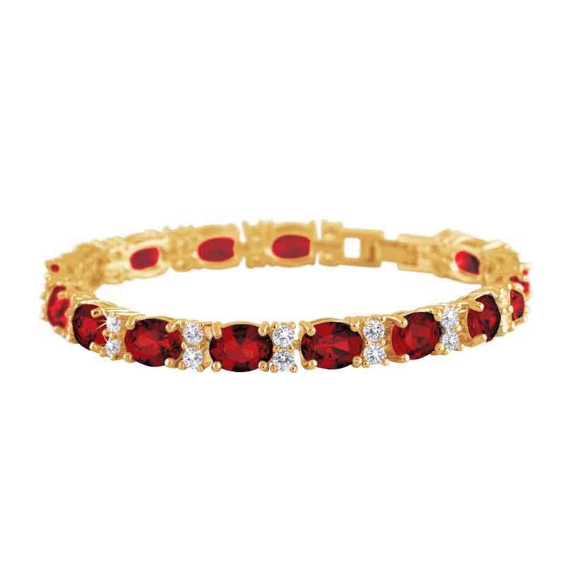 Birthstone Tennis Bracelet 1265 001 6 1