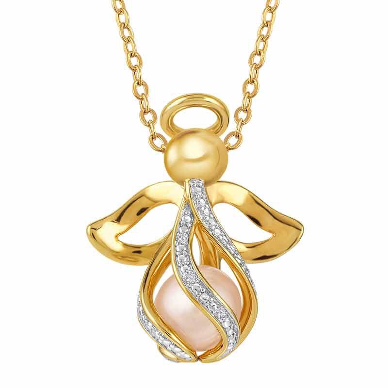 Heavens Embrace Pearl Diamond Necklace 6283 001 3 1