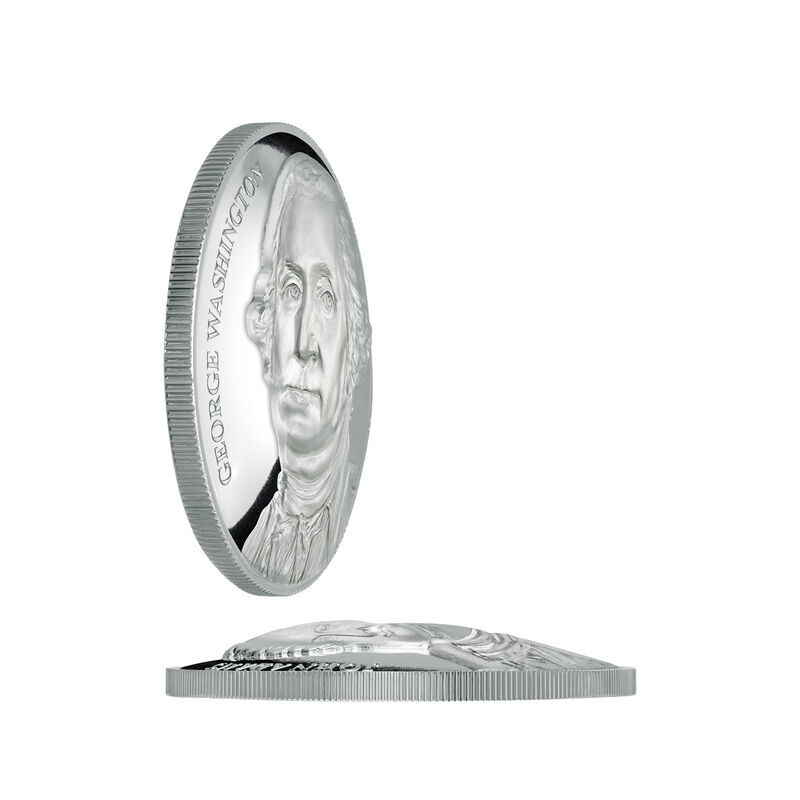 The Founding Fathers Silver Proof Commemoratives Collection 6287 001 9 2