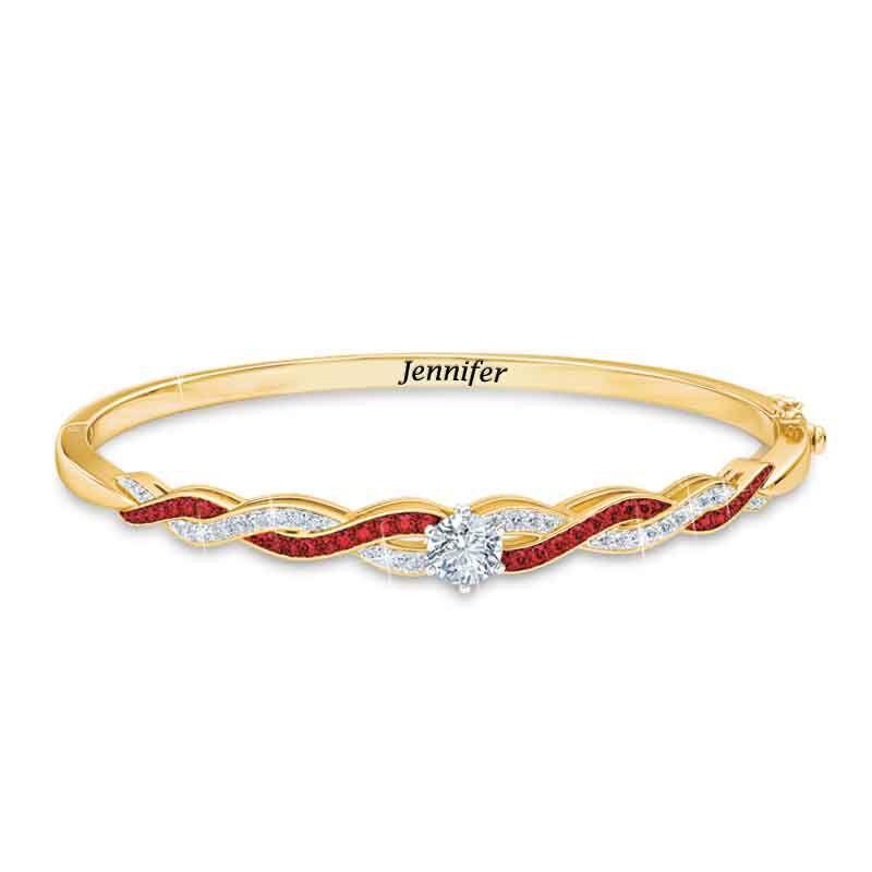 Birthstone Swirl Bracelet 5821 001 4 1