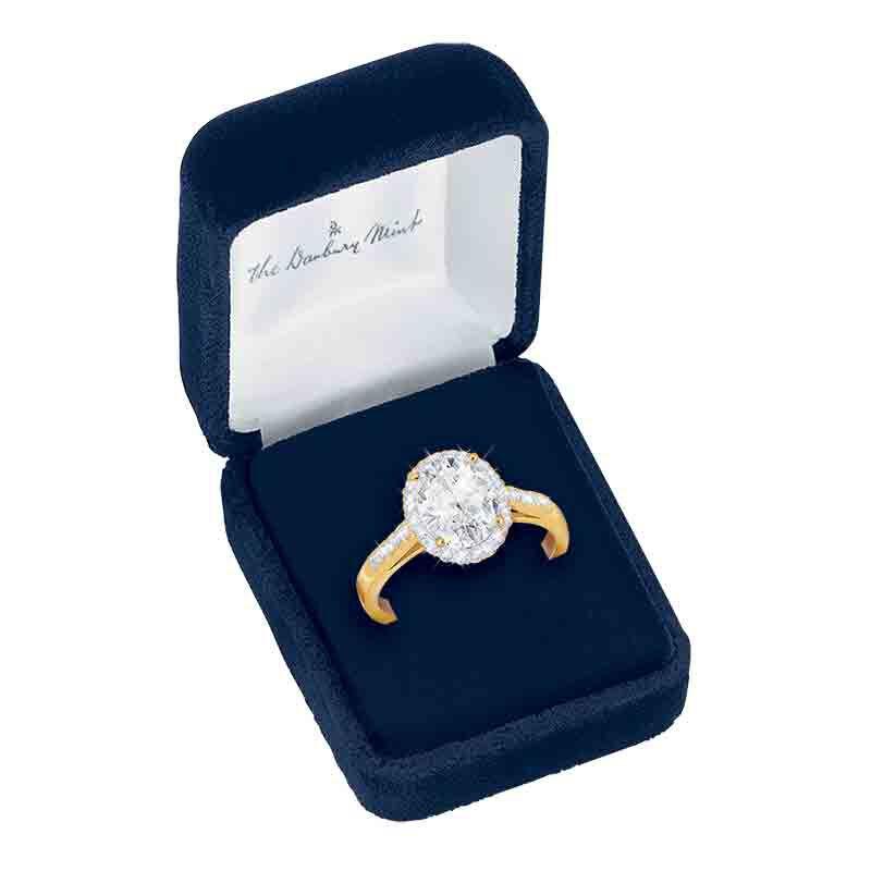Golden Radiance Diamonisse Ring 6161 001 0 2