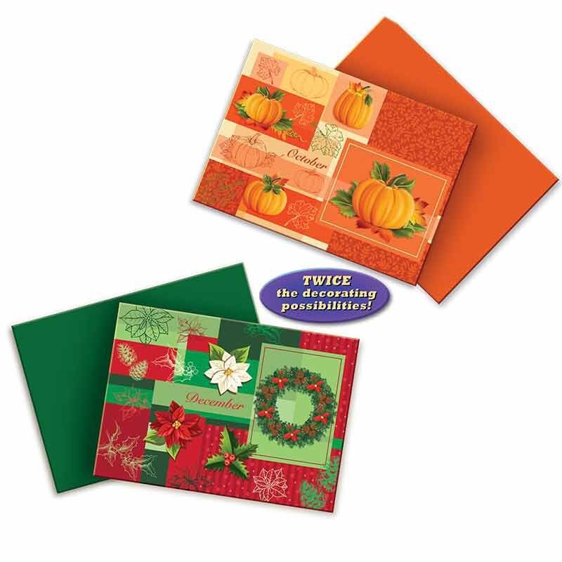 Seasonal Sensations Placemat Sets 2921 002 8 4