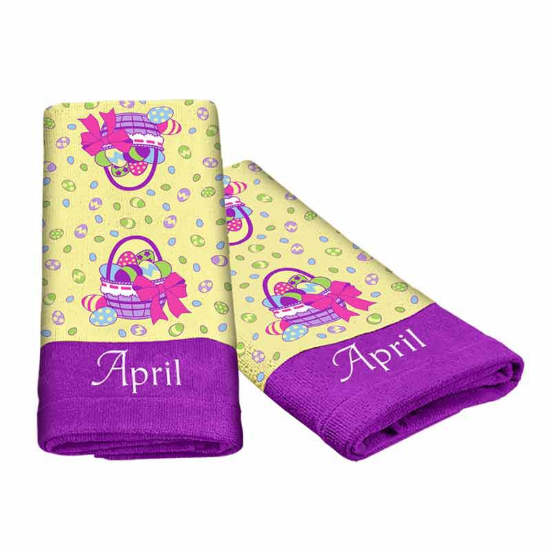 A Year of Cheer Hand Towel Collection 4824 002 2 6