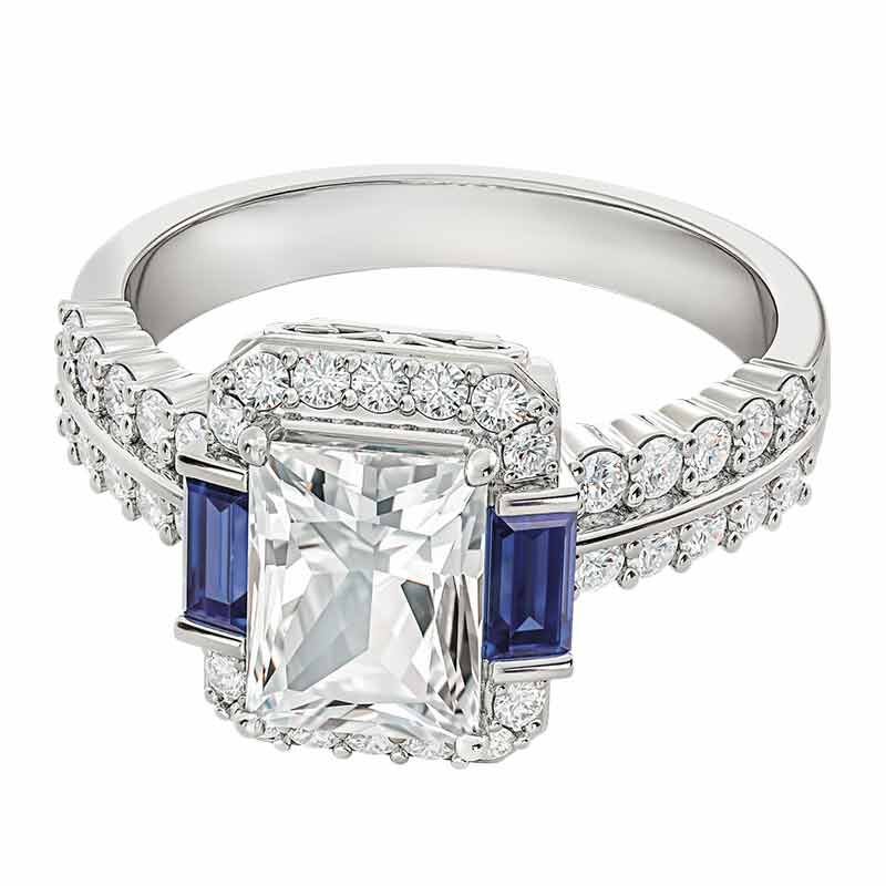 Hollywood Glamour Statement Ring   6273 001 5 3