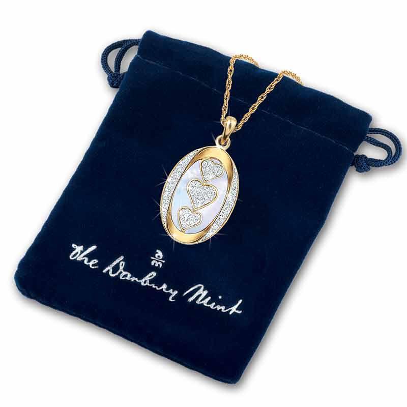 I Love You Personalized Diamond Pendant 5238 018 5 4