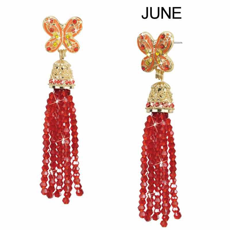 A Year of Cheer Tassel Earrings 1724 001 1 5