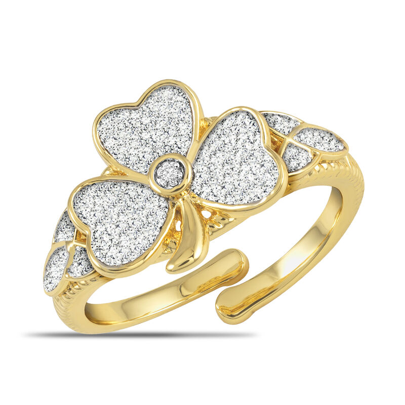 Facets Monthly Diamond Ring Collection 6114 0034 a main